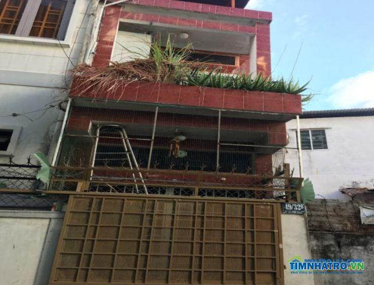 Cho thuê nhà nguyên căn hxh nguyễn công hoan, phú nhuận, dtsd 50,4 m2, giá 8 triệu/th
