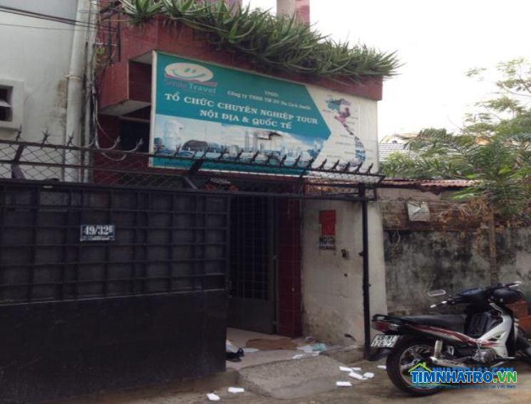 Cho thuê nhà nguyên căn hxh nguyễn công hoan, quận phú nhuận, dtsd 50,4 m2, giá 8 triệu/th