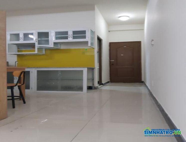 Cho thuê căn hộ mini 52m2 full tiện nghi, giờ tự do sát bên parkson hùng vương