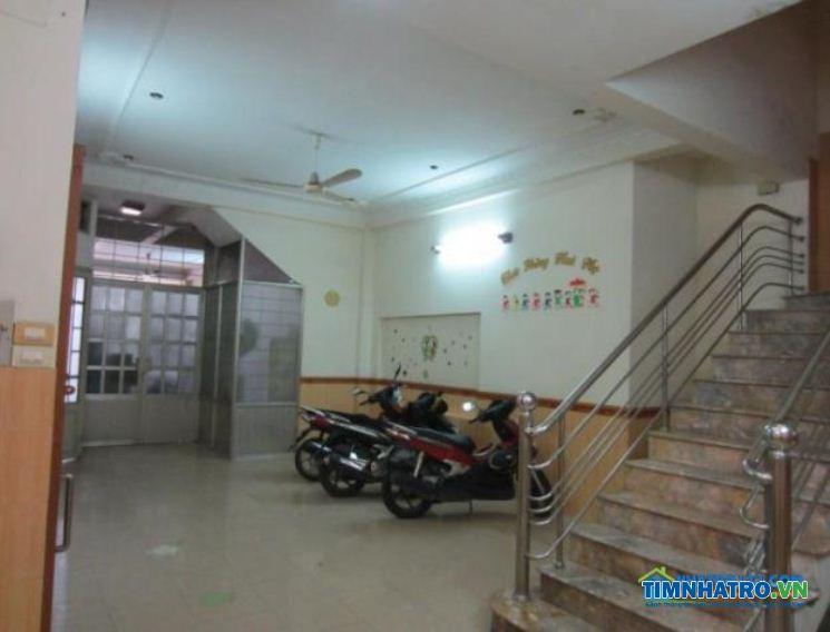 Phòng cho thuê trong nhà dạng chung cư mini , 312/1 an dương vương, q5