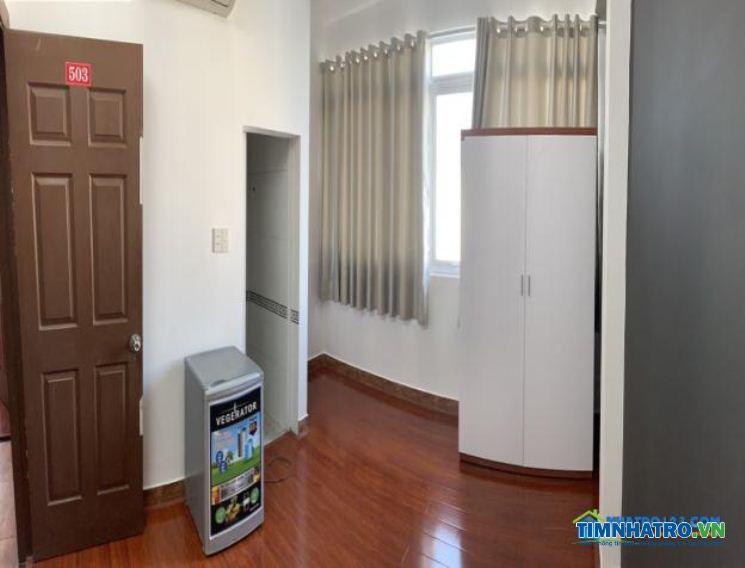 10 phòng cho thuê đẹp, sàn gỗ, tiện nghi cao cấp trung tâm quận 1