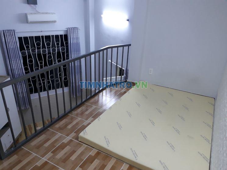 Cho thuê phòng đầy đủ tiện nghi, có gác tại 654/32 lạc long quân, p. 9, q. tân bình