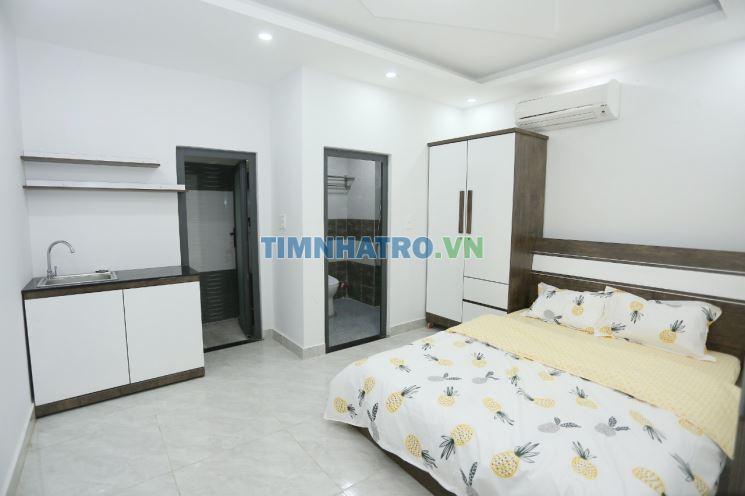 Cho thuê phòng đầy đủ tiện nghi, có thang máy tại 23 Quách Hữu Nghiêm, P. Phú Thạnh, Q. Tân Phú