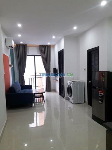 Cho thuê căn hộ mini nội thất 3 sao trung tâm thành phố