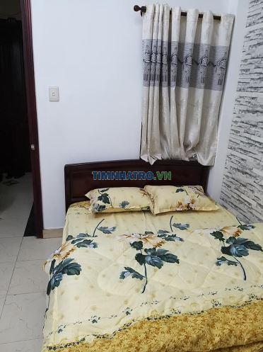 Phòng trọ full nội thất, tiện nghi nhất q3- giá rẻ