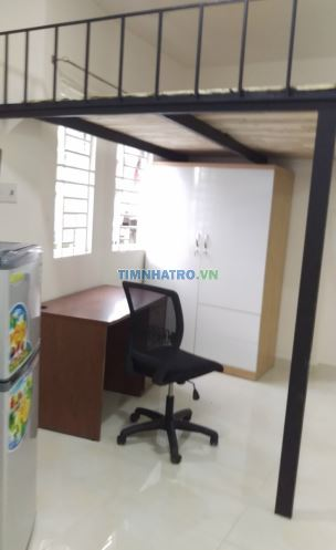 Cho thuê phòng cao cấp, tiện nghi đầy đủ, bảo vệ 24h, nhà mới xây trung tâm quận 5