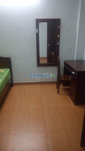 Phòng 18m2 full nội thất q1 gần bụi viện