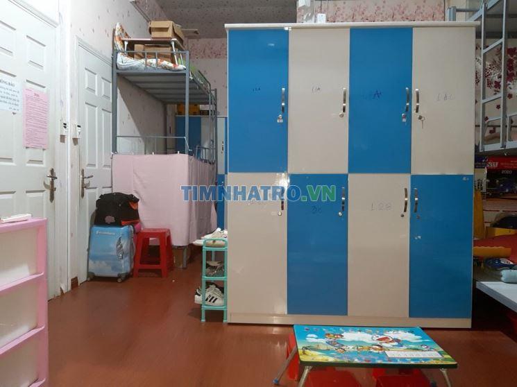 Homestay hoàng phúc: máy lạnh, máy tắm nước nóng