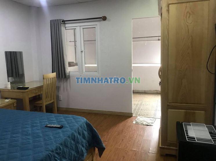 Cho thuê phòng đủ tiện nghi quận 1.tphcm