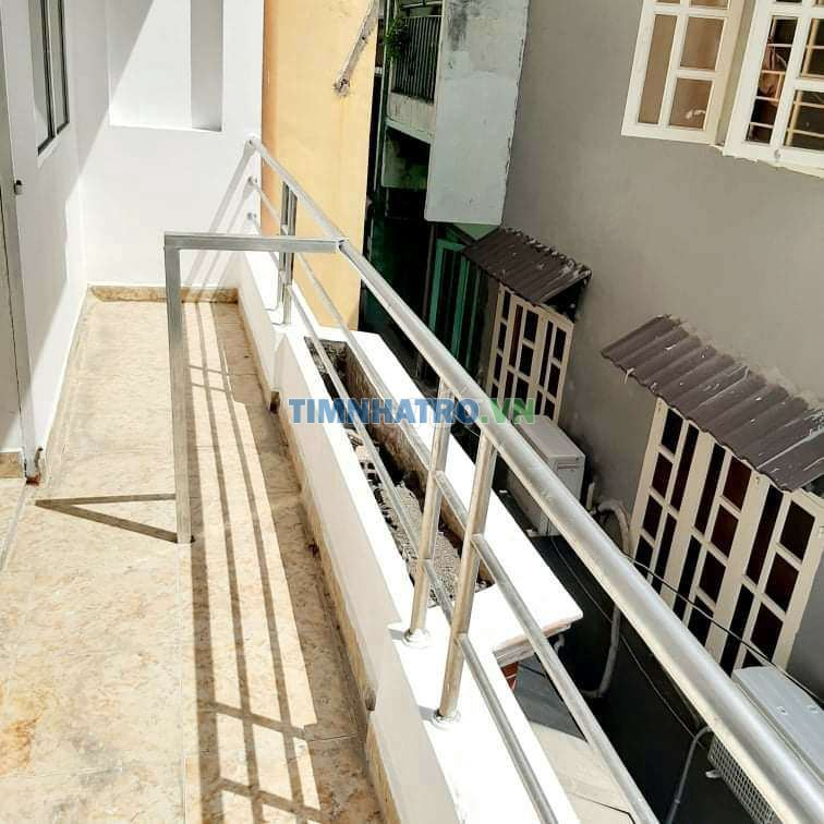 Cho thuê phòng q3.15-20m2 tolet riêng và ban công