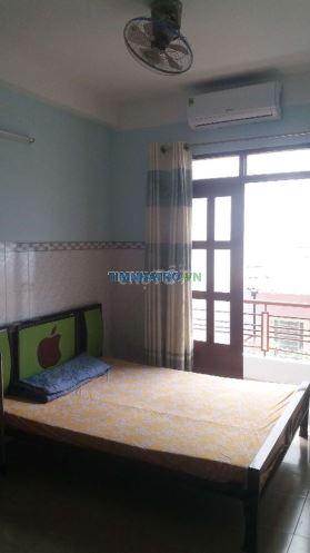 Phòng trọ cmt8, q3; 16 m2, full nội thất 4,0 tr/th