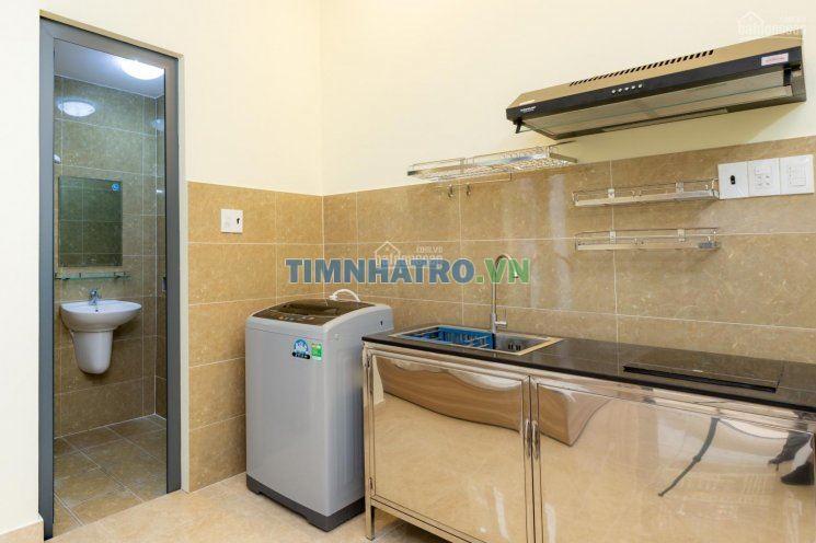 Phòng trọ căn hộ mini mới full nội thất ngay trung tâm q10, hẻm ô tô, an ninh tốt, có ban công
