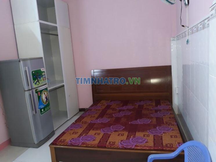 Phòng cao cấp đầy đủ tiện nghi, tầng trệt để xe, cap, net free; 22m: 4.5tr. a minh 0919863336