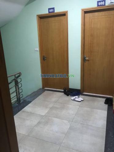Chính chủ cho thuê phòng trong chung cư mini có thang máy tại nguyễn thị định, full nội thất