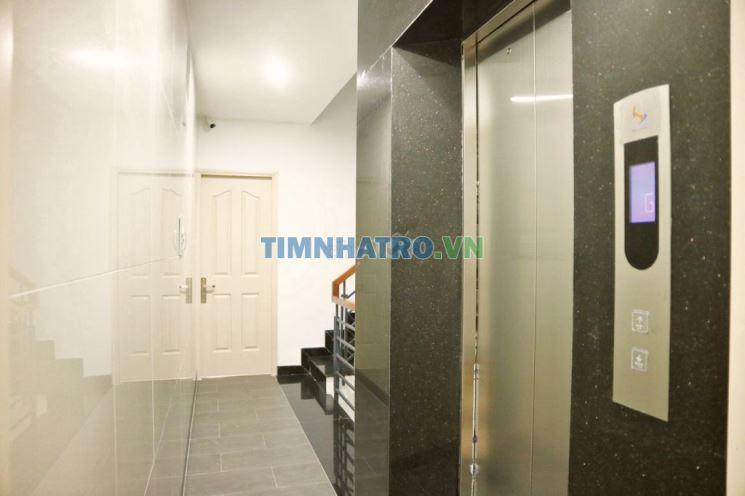 Cho thuê căn hộ mini 1pn q11 35m2