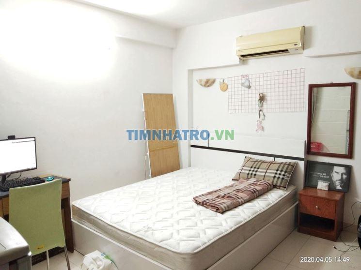 Phòng trọ đủ nội thất nguyễn trãi cống quỳnh q1