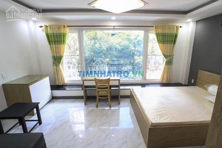Q3 cho thuê phòng dịch vụ cao cấp full nội thất với dịch vụ như khách sạn, giá chỉ: 5tr/tháng