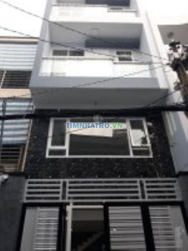 Cho thuê phòng trọ cao cấp hẻm 280/13 cmt8, p10, q3