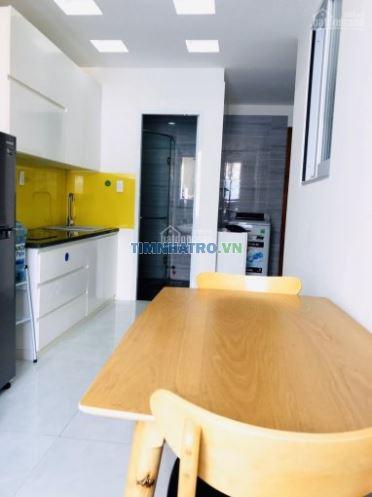 Cho thuê phòng cao cấp cạnh sân bay tân sơn nhất dt 45m2 full nội thất giá 8.5tr/tháng
