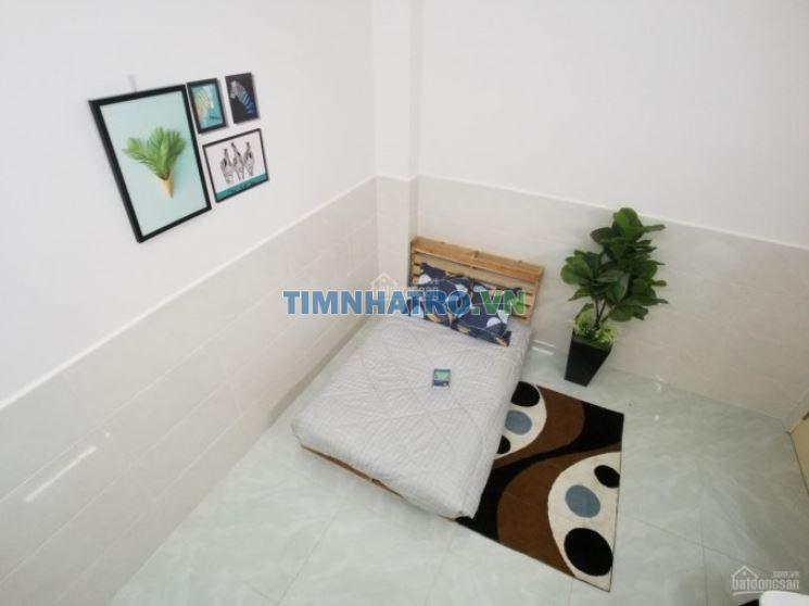 Phòng tiện nghi có bếp, máy lạnh ngay thích quảng đức, hồ văn huê, phú nhuận 25m2, 3.8tr/th