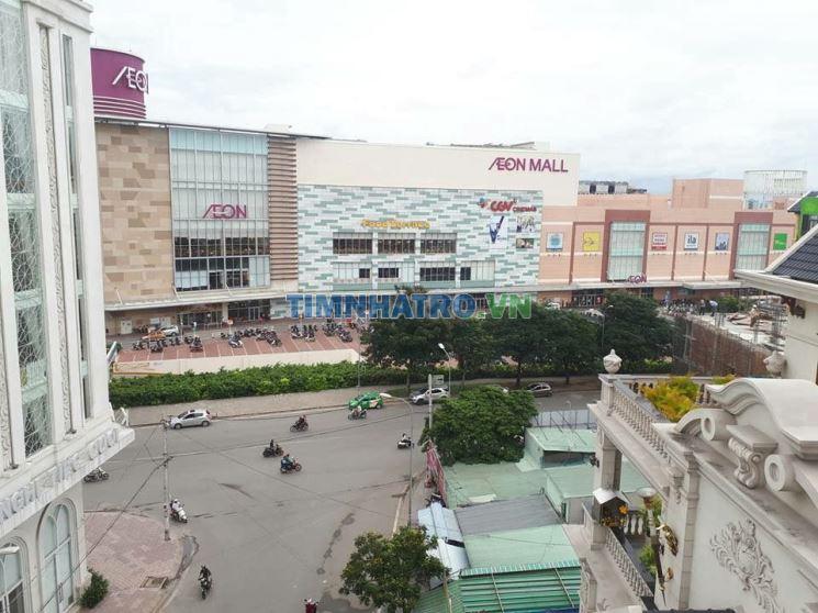 Phòng trọ cao cấp ngay siêu thị aeon mall tân phú