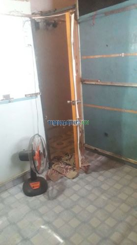 Phòng trọ gác gỗ, giá bình dân, 1 người ở, cửa thg