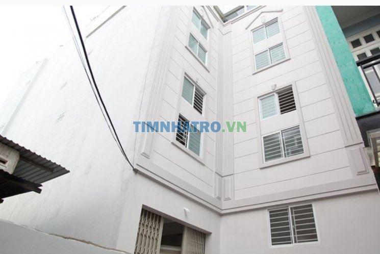 Cho thuê căn hộ mini đường tự lập gần cv lê thị riêng,tân bình,full nội thất,có gác,giá 3.5 tr/th