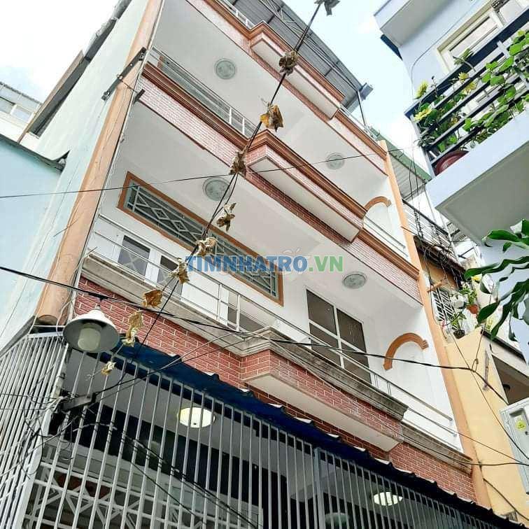 Cho thuê phòng q3.15-20m2 tolet riêng và ban cong