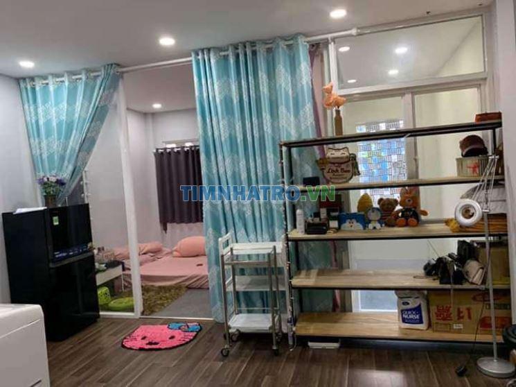Phòng studio 2p ngủ q3 -trần quang diệu