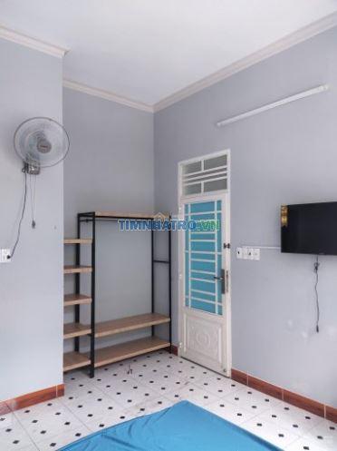 Phòng trọ chuẩn khách sạn, trang bị nội thất cơ bản