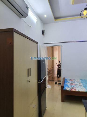 Phòng trọ cao cấp, đầy đủ nội thất, bình tân 25m²