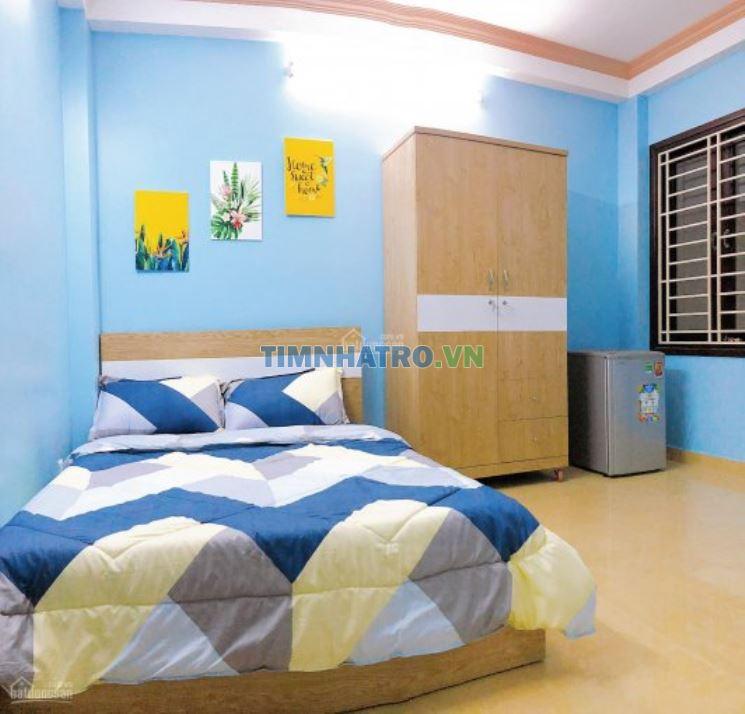 Phòng 25m2 full nội thất, đường hoàng văn thụ, quận phú nhuận