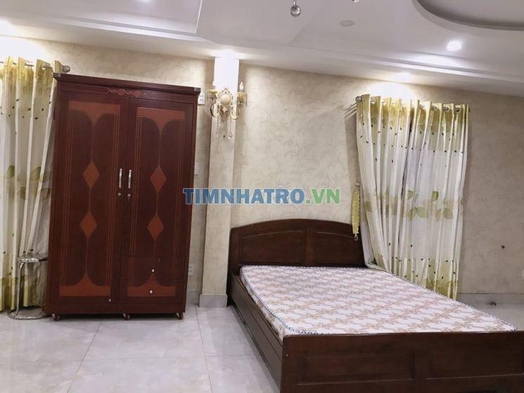 Cho thuê phòng mt full nội thất 25m2 cộng hoà