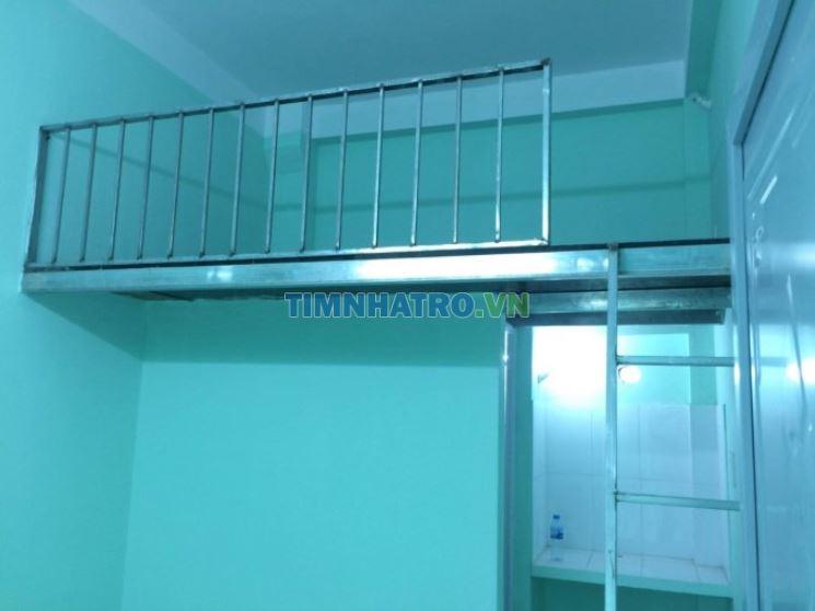 Hot! cho thuê chung cư mini mới xây xong: 5 tầng, chia các phòng diện tích 22m2-30m2 (có gác)