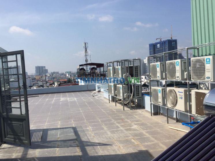 Phòng trọ cao cấp q7 749 huỳnh tấn phát