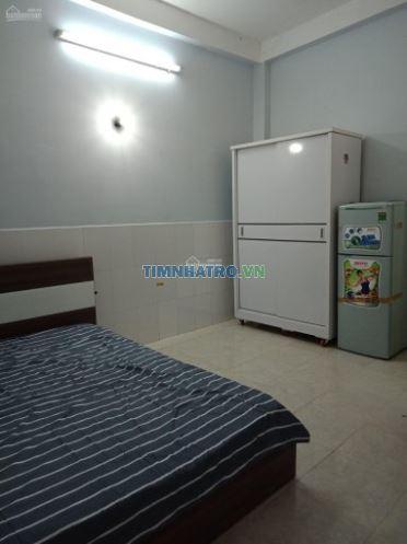 Cho thuê phòng có nội thất giờ giấc tự do đường nguyễn công hoan, phú nhuận, lh: 0909921790