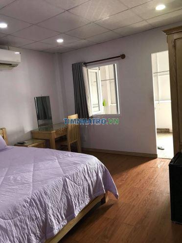 Phòng cao cấp cho thuê full nội thất giá rẻ.tphcm