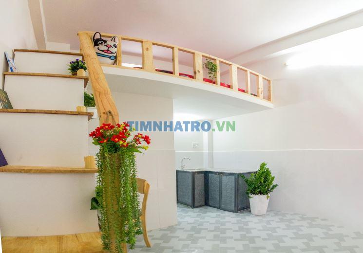 Cho thuê phòng trọ cao cấp giá cực rẻ 25m2 phường 15 q.tân bình