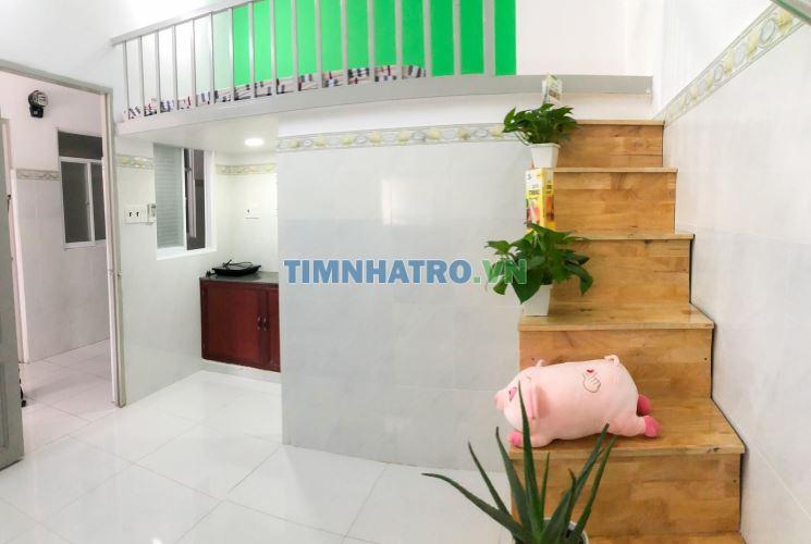 Cho thuê phòng trọ cao cấp full nội thất giá rẻ rộng 30m2 p14 tân bình