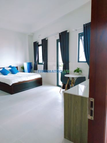 Cho thuê căn hộ mini nội thất cơ bản giá rẻ rộng 40m2 p15 tân bình