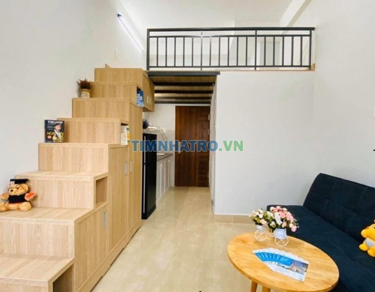 Cho thuê phòng trọ full nội thất giá rẻ rộng 30m2 p14 tân bình