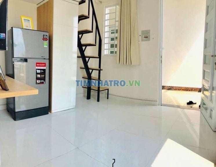 Cho thuê phòng trọ sạch sẻ thoáng mát giá rẻ rộng 30m2 p14 tân bình