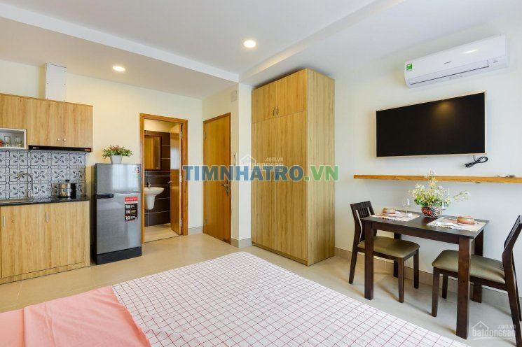 Cho thuê căn hộ 30m2, full nội thất 5tr/th đường xô viết nghệ tĩnh, bình thạnh