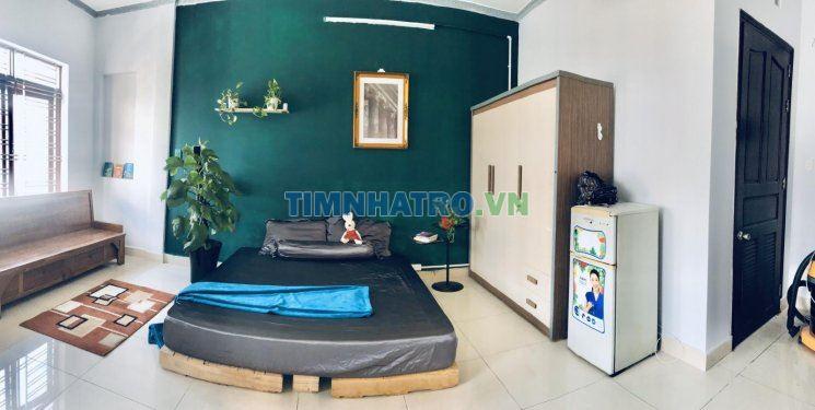 Phòng trọ cho thuê giá hạt dẻ sát bên sunrise city - full nội thất với giá chỉ từ 3.5tr/ tháng