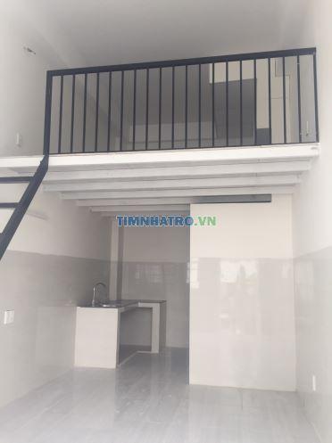Căn hộ mini dt 35m2 có máy lạnh free + bancon + cửa sổ. nước nóng năng lượng mặt trời.  đường 22, li