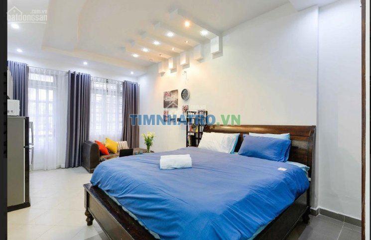 Cho thuê căn hộ 1pn full nội thất tại nguyễn hữu cảnh quận bình thạnh