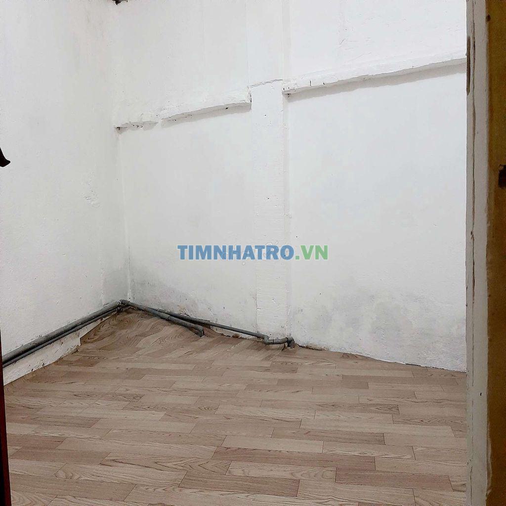 Phòng trọ quận 3 10m² 2tr2 tầng trệt