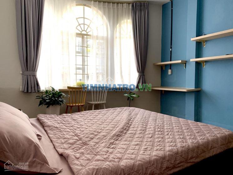 Studio đầy đủ tiện nghi, sạch sẽ q1 - nhà thờ đức bà, tphcm - chỉ xách vali vào ở
