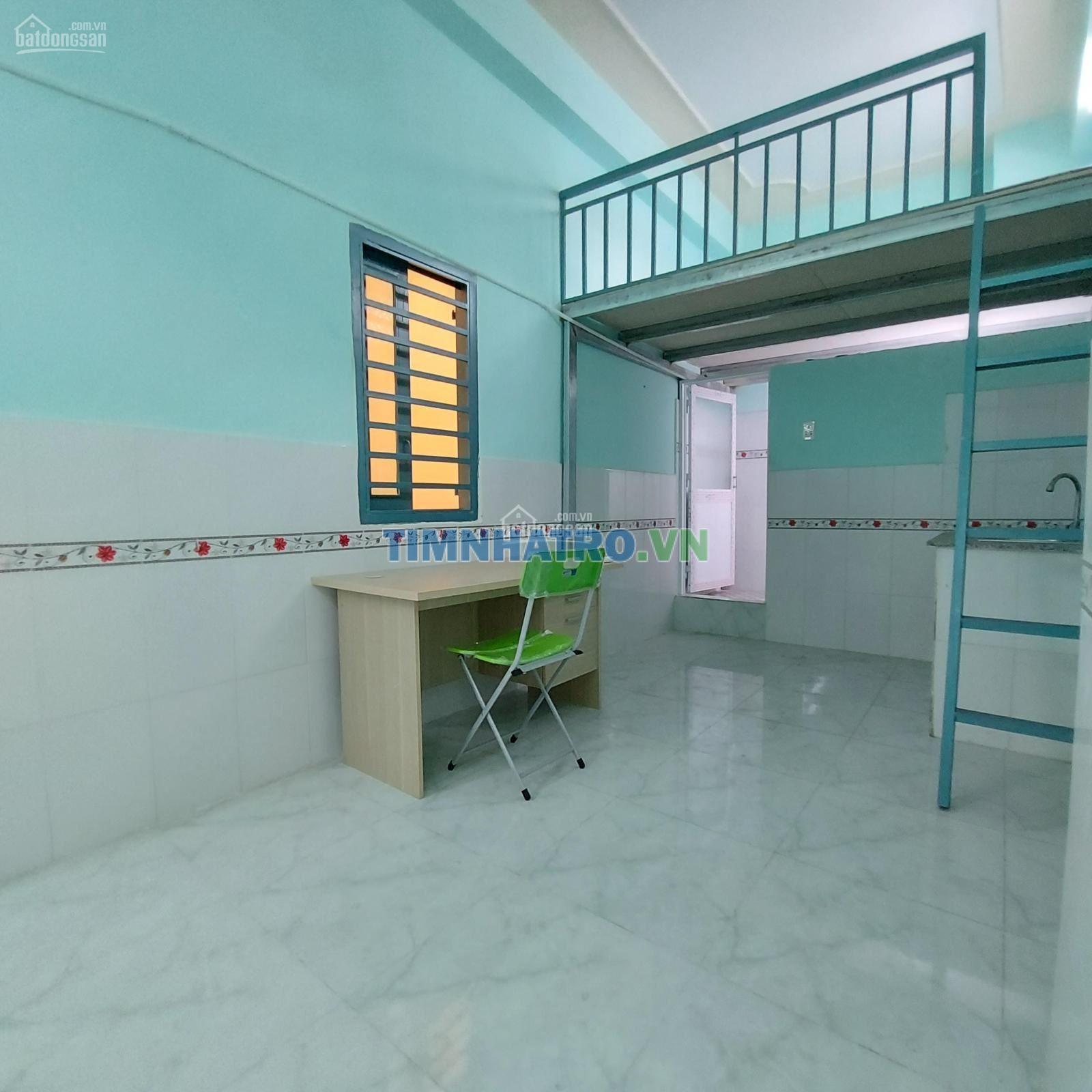 Phòng tiện nghi có gác, thang máy, 3.2tr, gần bigc trường chinh, etown ch, p. 13, tân bình
