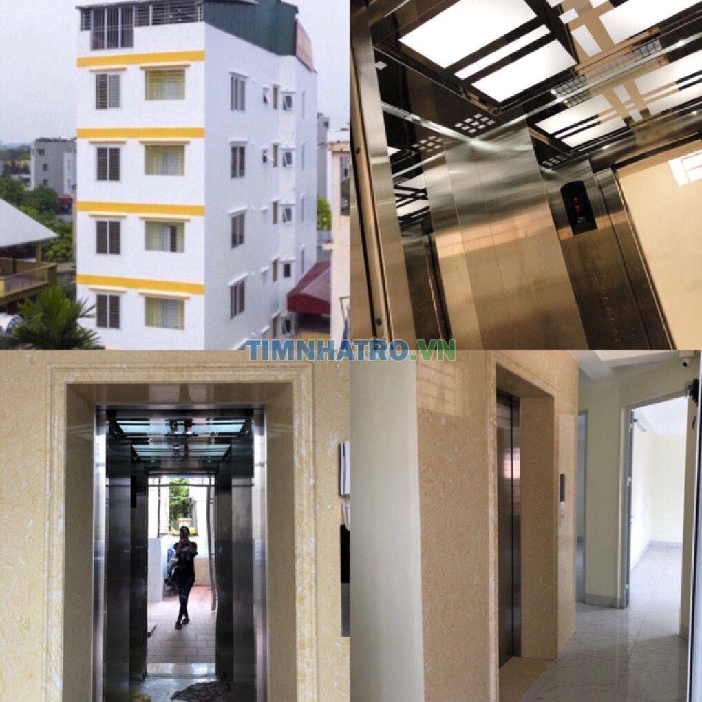Cho thuê ccmn cao cấp quận tây hồ - nhà mới xây